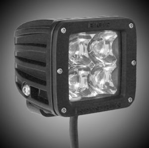 Rigid Industries - Dually White LED Flood Light Pattern