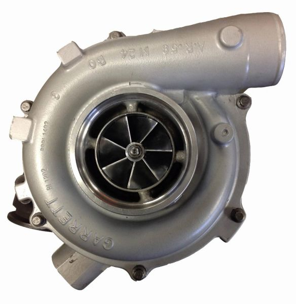 Fleece Performance 63mm Billet Ford 6.0L 04.5-07 Cheetah Turbocharger