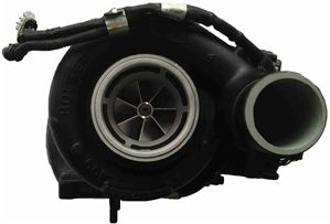 Fleece Holset VGT Cheetah Turbocharger, Fits 2007.5-2018 Dodge Cummins 6.7L