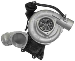 Fleece Billet LB7 Cheetah Turbocharger, Fits 01-04 GM Duramax LB7