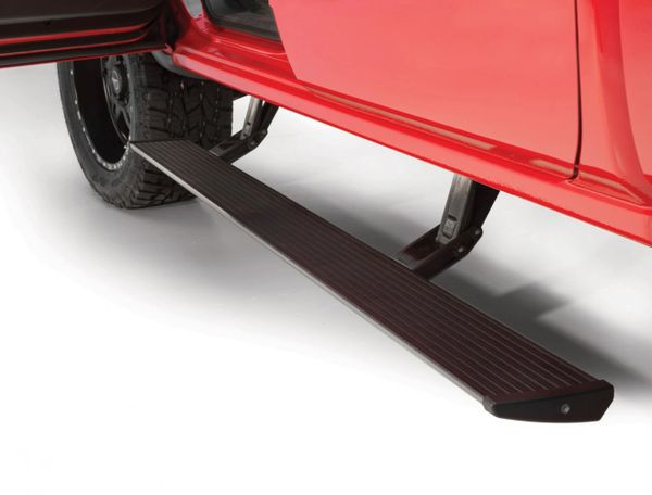 AMP Research 75137-01A Power Steps for 07-11 Toyota Tundra Double Cab, CrewMax & Sequoia