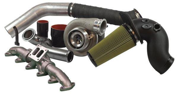 Industrial Injection S467 Turbo Kit 2010-2012 6.7 cummins