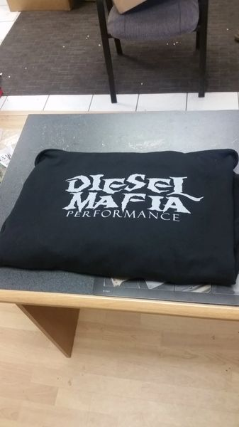 Diesel Mafia Performance Hoodies