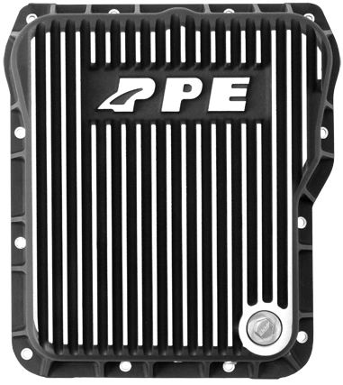 PPE Heavy Duty DEEP Allison Aluminum Transmission Pan - Brushed