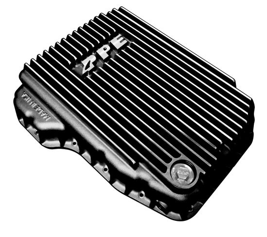 PPE Ram 68RFE Trans Pan - Brushed