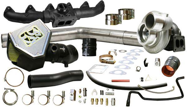 BD Diesel S400 6.7 Turbo Kit