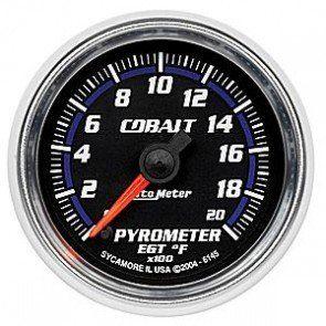 AUTOMETER 6145 COBALT 2-1/16in. 0-2000 F PYROMETER