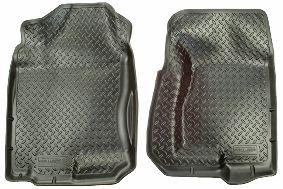 Husky Liners 1999-2007 Chevy/GMC Silverado/Sierra front floor mats