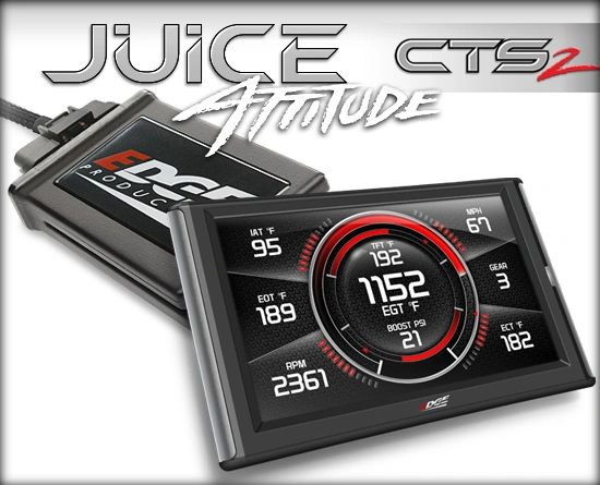 Edge Juice w/Attitude CTS 2 for 03-07 6.0