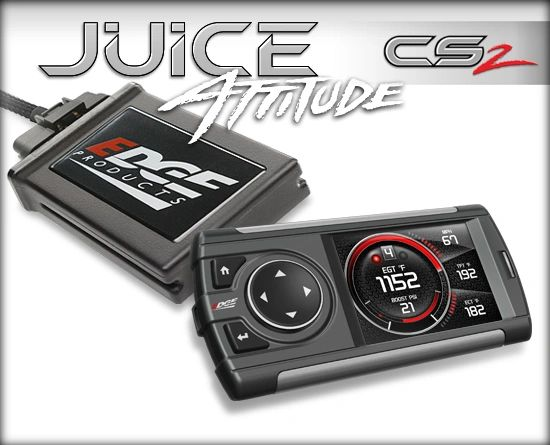 Edge Juice w/Attitude CS2 for 03-07 6.0L