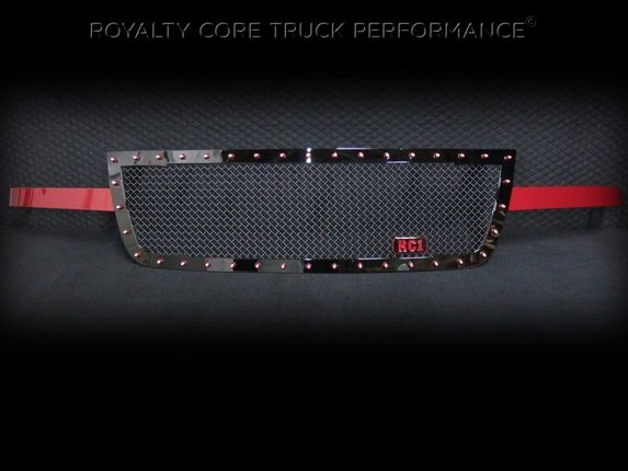 Royalty Core Chevrolet 2500/3500 2003-2004 RC1 Full Grille Replacement Color Matched