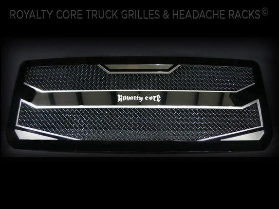 Royalty Core Chevy 2500/3500 2015-2017 RC4 Layered Grille
