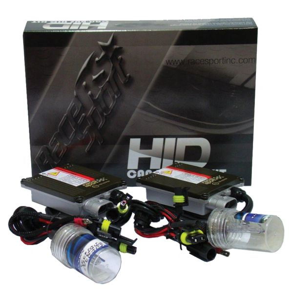 Race Sport H11 6K Gen1 Canbus 35 Watt HID Kit