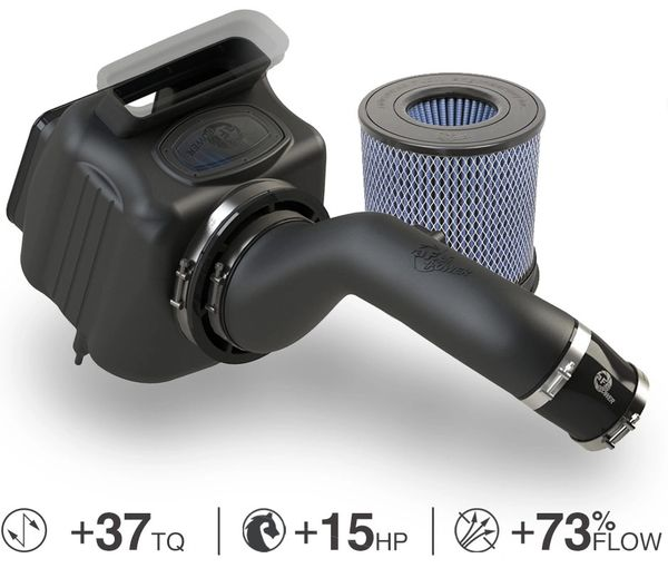 AFE 2017 Chevrolet/GMC Duramax L5P Sealed Cold Air Intake System