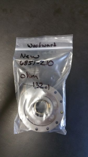 Woodward Coil Assembly 6851-210