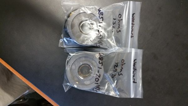 Woodward Coil Assembly 6851-201-U/S