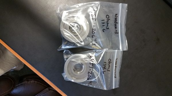 Woodward Coil Assembly 6851-206-U/S