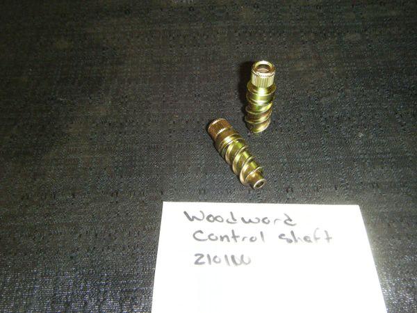 WOODWARD CONTROL SHAFT