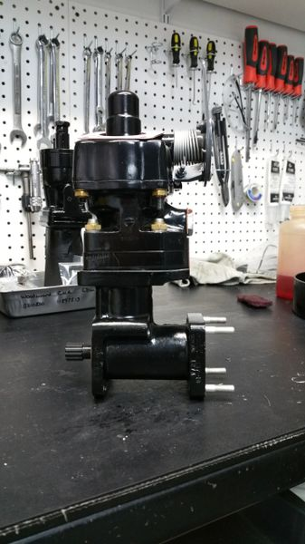 Hartzell Governor A1-C, T-Drive C-137-1B