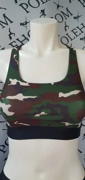 Army racer top