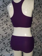 PH soft range. BOTTOMS. Aubergine