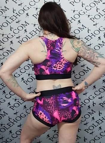 Pink panther bottoms