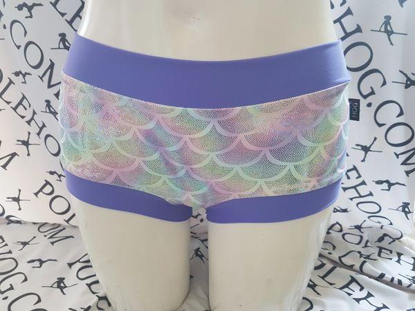 Pastel watercolour mermaid bottoms