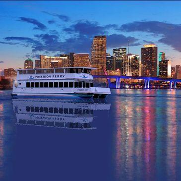 Poseidon Ferry LLC - Ferry Service - Miami Beach, Florida