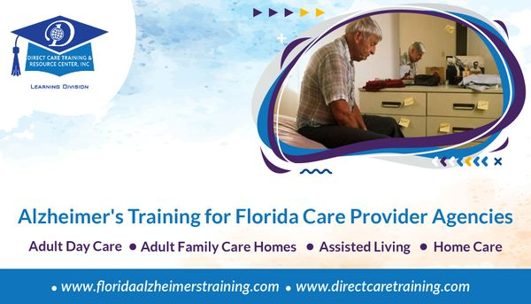 Special Tier 1 Subscription Account for Florida Care Provider Alzheimer's Training 1-20 Users