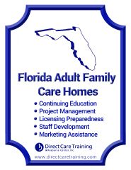 CEU Product for Florida Adult Family Care Home - How Best to Get Along with Difficult People: Residents, Resident Family Members and Employees