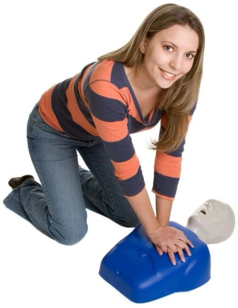 Adult CPR/AED and First Aid On-Site - 01.19.2018 (Livonia, MI)
