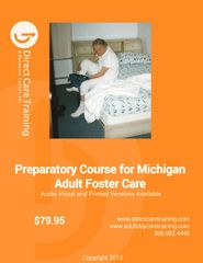 Group Home Course: Serving Those with Alzheimer's Disease