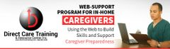 Monthly Subscription for the Web Support Program for In-Home Caregivers