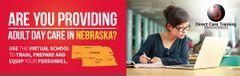 Nebraska Adult Day Care Orientation and Training - Subscription