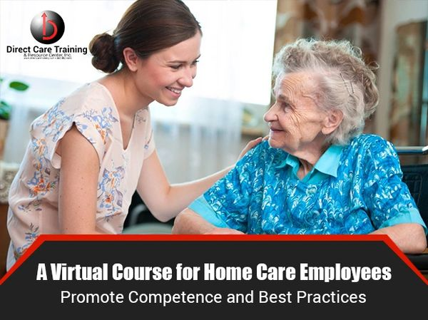 Private Duty and Skilled Home Care Annual Staff Training Subscription