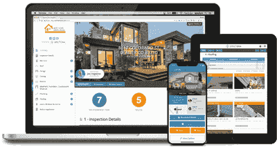 Home Inspection Report, Sample Report, Modern Age Report, Digital Report