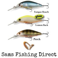 Savage Gear Diving Prey 9cm Fungus Roach *CLEARANCE*