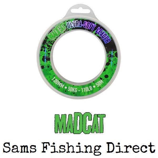 MadCat Ultra Soft Mono Leader