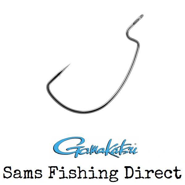 Gamakatsu Worm 330 Bottom Jigging Hook