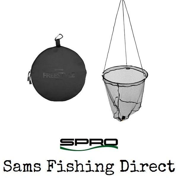 Spro Freestyle Drop Net Xtra