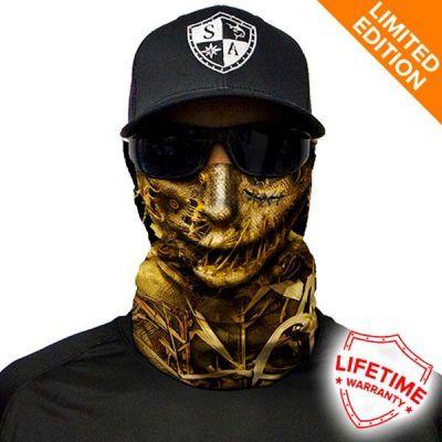 SA Fishing Face Shield Strawman