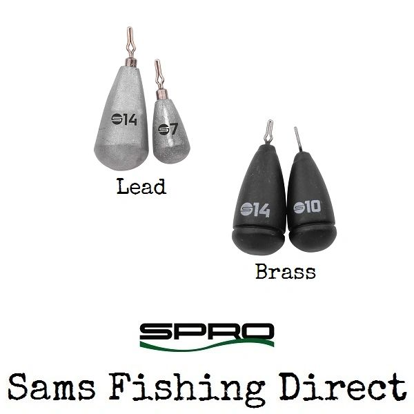Spro Freestyle Dropshot Pears