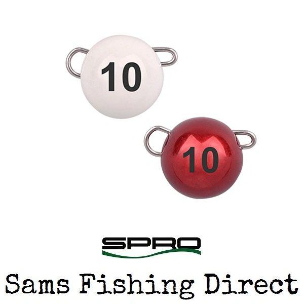 Spro Freestyle Tungsten Bottom Jig Cheb Weights