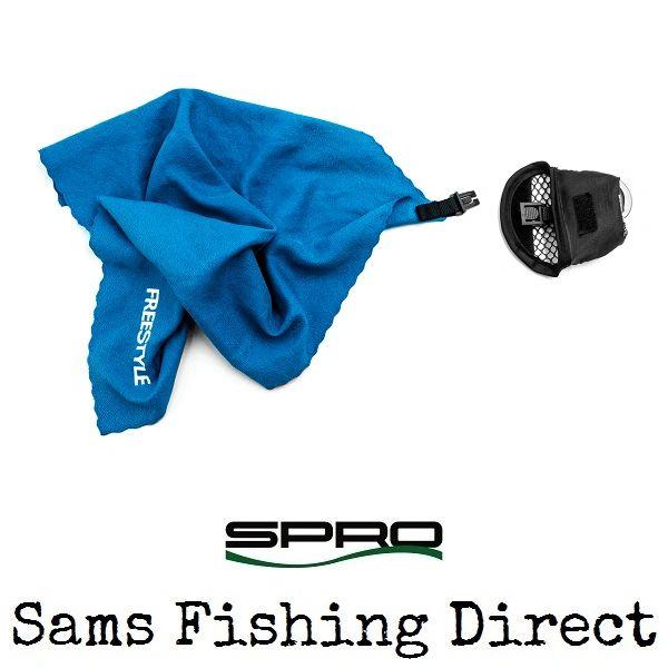 Spro Freestyle Microfibre Towel