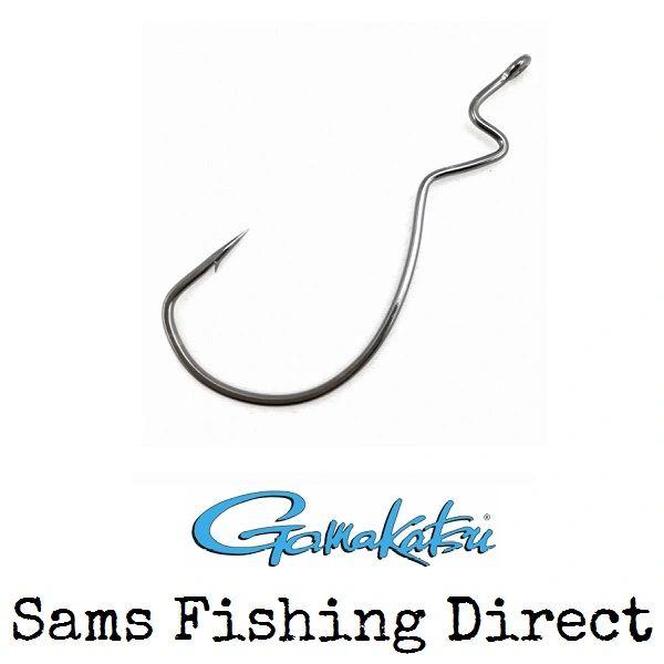 Gamakatsu Skip Gap Hook