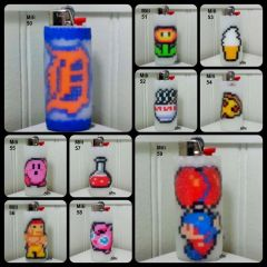 Miscellaneous Lighter Cases - Mili