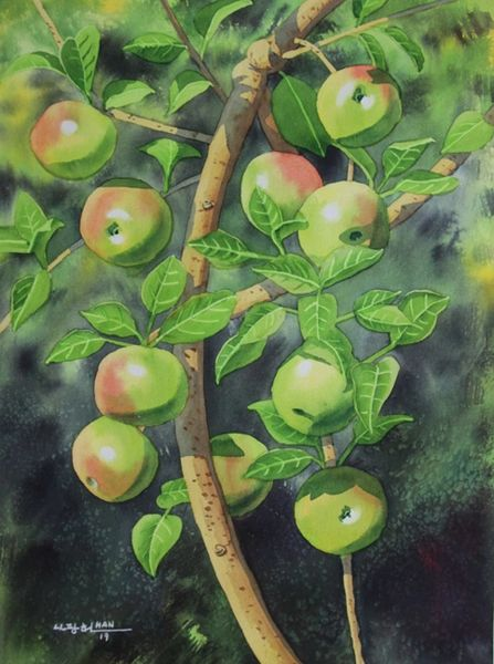Apple Tree III
