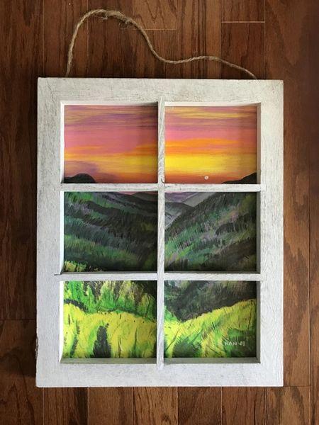 Window - Smoky Mountain II