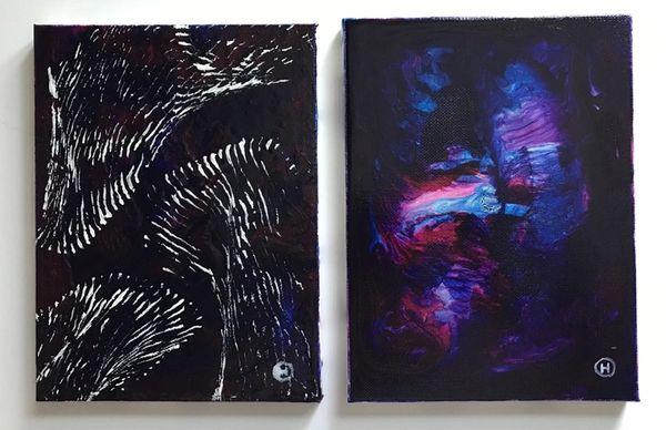 Untitled - Dark Purple