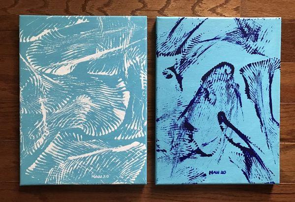 Untitled - Line - Light Blue